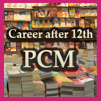 Best career options after 12th science pcm