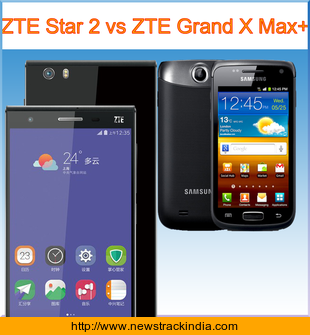 achieved zte grand max new soit version Android
