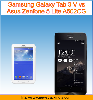 samsung galaxy tab 3 v vs asus zenfone 5 lite a502cg comparison of features and specification. Black Bedroom Furniture Sets. Home Design Ideas
