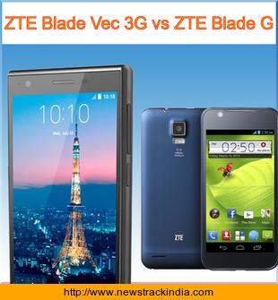 your phone zte blade q vs zte blade 3 fastest