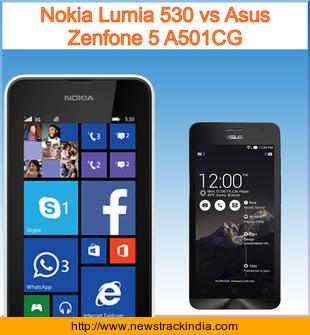 Nokia x vs asus zenfone 4