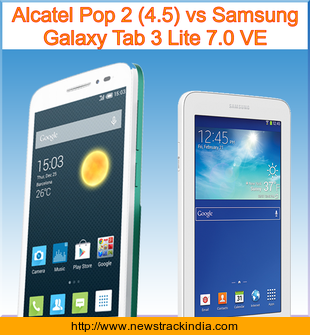alcatel pop 2 4 5 vs samsung galaxy tab 3 lite 7 0 ve comparison of features and specification. Black Bedroom Furniture Sets. Home Design Ideas
