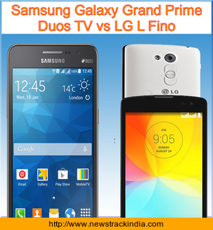 Samsung Galaxy Grand Prime Duos TV is the smartphone from Samsung with ...