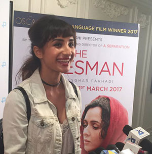 Sunil Doshi hosts a special screening of The Salesman for MAMI Film Club!