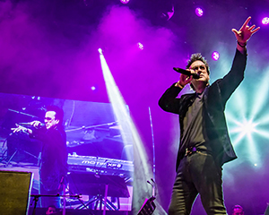 Adnan Sami creates history at Wembley at his massive sold out concert for the 8thTime in a row!