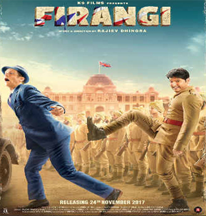 Kapil Sharma's Firangi trailer promises a ride filled with drama, comedy and emotions!