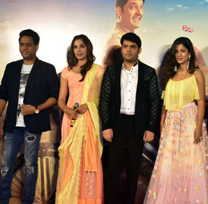 Kapil Sharma opens up at the Grand Trailer Launch of his movie Firangi!