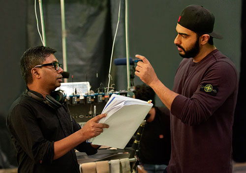 Raj Kumar Gupta's upcoming thriller starring Arjun Kapoor goes on floors!