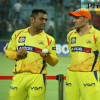 IPL 6 in pics: CSK players at presentation ceremony after the match against MI