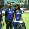IPL 6 in pics: Shilpa Shetty and Raj Kundra celebrate after Eliminator against SRH