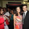 Premier of Rhehan Malliek and Preity Zinta starrer Ishkq in Paris