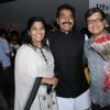 Sachin, Renuka and Ashutosh attends premier of Marathi film Ekulti Ek