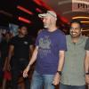 Shankar-Ehsaan-Loy attends first look launch of D-Day