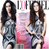 Shraddha Kapoor on the cover of LOfficiel Magazine