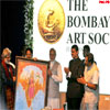 PM Narendra Modi at the Bombay Art Society
