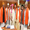 Ajmer Shariff along with a delegation calls on the PM Modi
