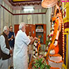 PM Narendra Modi offers prayers at Gorakhnath Mandir