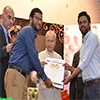 President of India presented the KCK International Awards