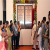 PM Modi inaugurating the new plants of Amar Dairy