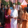 PM Modi inaugurating the Pashudhan Arogya Mela