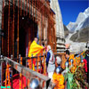 PM Modi offering prayers at Kedarnath Temple